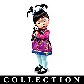 Hands Across The World Doll Collection