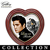 Elvis Presley: Forever In Our Hearts Wall Decor Collection
