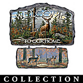 Welcome To The Wilderness Wall Decor Collection