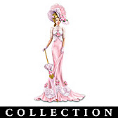 Ladies Of Victoriana Figurine Collection
