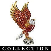 Majestic Reflections Art Glass Sculpture Collection
