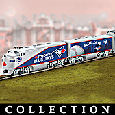 Toronto Blue Jays Express Train Collection