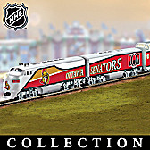 Ottawa Senators® Express Train Collection