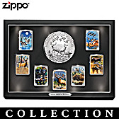 North American Wildlife Zippo® Lighter Collection