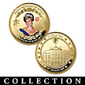 The Princess Diana Legacy Proof Coin Collection
