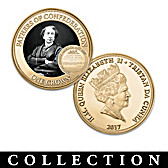 Fathers Of Confederation One Crown Coin Collection