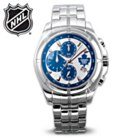 The Toronto Maple Leafs® Chronograph Watch