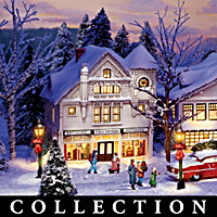 Norman Rockwell Village Collection