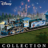 Magic Of Disney Express Train Collection