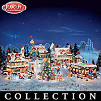 Rudolph The Red-Nosed Reindeer® Village Collection