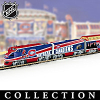 Montreal Canadiens® Express Train Collection