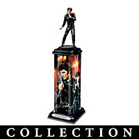 Elvis Through The Years Sculpture Collection
