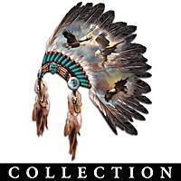 Sacred Tribal Spirits Wall Decor Collection