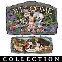 Cozy Companions Wall Decor Collection