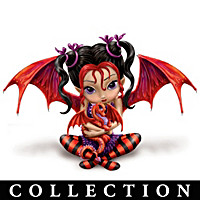 Fairy Dragonling Companions Figurine Collection