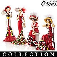 Timeless Refreshment Of COCA-COLA Figurine Collection