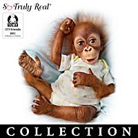 Treetop Nursery Monkey Doll Collection