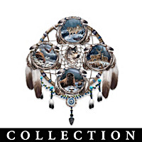 Spirits Of The Wild Wall Decor Collection