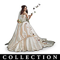 Wishes On Wings Bride Doll Collection