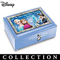 Disney FROZEN Music Box Collection