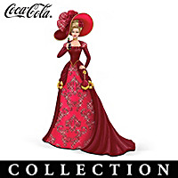 Stylish Celebration Of COCA-COLA Figurine Collection