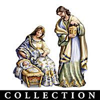 Silent Night (Notte Silenziosa) Nativity Collection
