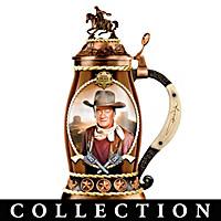 John Wayne, Western Icon Stein Collection