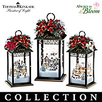 Sparkle Of The Season Table Centerpiece Collection