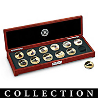 The Flying Scotsman Medallion Collection