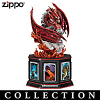 Forged From Fire Zippo Lighter Collection