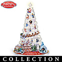 Rudolph Christmas Tree Collection