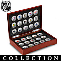 NHL® Centennial Medallion Collection