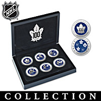 Toronto Maple Leafs® Centennial Medallion Collection