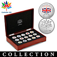 Confederation Of Canada Coin Collection