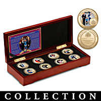 Duke and Duchess Royal Canadian One Dollar Coin Collection