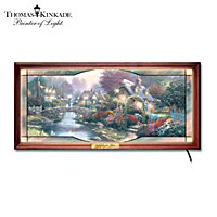 Thomas Kinkade Garden Of Light Wall Decor