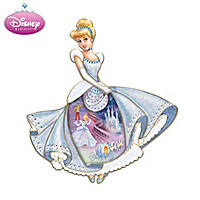 Disney Cinderella Collector Plate