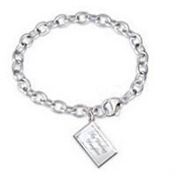 Dear Daughter Letter Of Love Bracelet