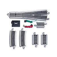 WYE Turnout Track Train Accessory Set