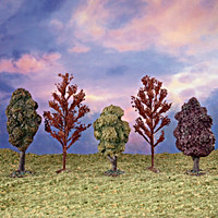 Shades Of Nature Landscape Package Village Accessory