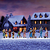 Holiday Cheer Christmas Village Accessory