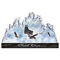 Cloud Kings Sculpture
