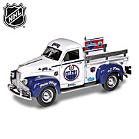 Go Oilers®, Go! Diecast Truck
