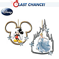 Disney Classics Ornaments