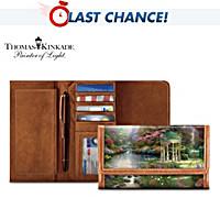 Thomas Kinkade Serenity Garden Wallet