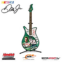 Dale Jr. AMP Energy Guitar Figurine