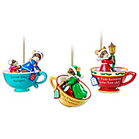 Charming Tails Ornament Set
