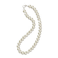 Michelle Obama-Inspired Pearls Of Wisdom Necklace