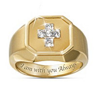 Devotion Diamond Men's Ring