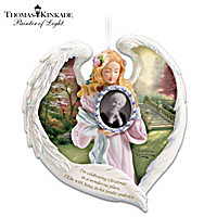 Thomas Kinkade Always In Our Heart Ornament
